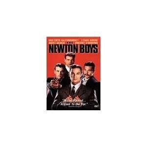 THE NEWTON BOYS laserdisc (NOT A DVD)