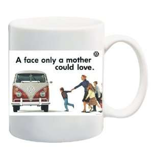 MOTHER COULD LOVE VW Van Bus Mug Coffee Cup 11 oz