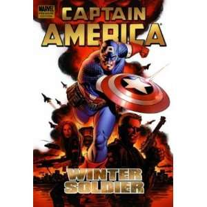 Captain America Vol. 1 Winter Soldier, Book One