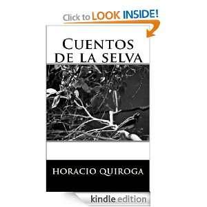 Cuentos de la selva (Spanish Edition) Horacio Quiroga, Mariana Roo
