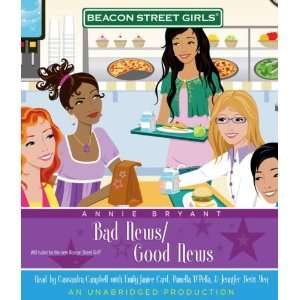 Beacon Street Girls #2: Bad News/Good News (9780739373088