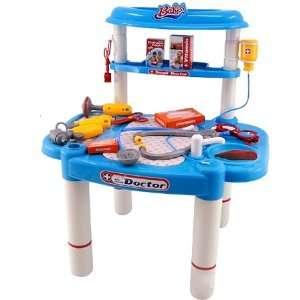 Little Doctors Deluxe Medical Doctor Playset for Kids