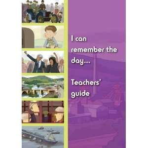 Teachers Guide (I Can Remember the Day When) (9781847131126) Books