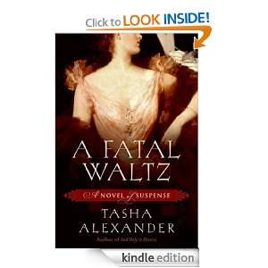 Fatal Waltz (Lady Emily Mysteries, Book 3) Tasha Alexander