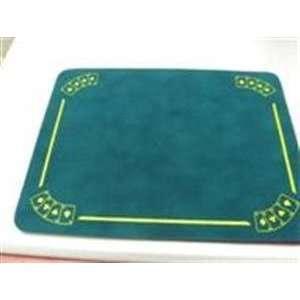 Four Ace Close Up Pad / Mat   GREEN   Magic Trick Toys & Games