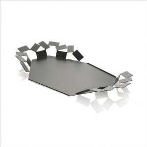 Alessi La Stanza Dello Scirocco Stainless Steel Tray in