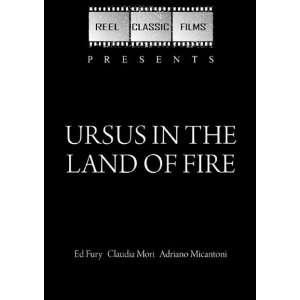 Ursus in the Land of Fire (1963): Ed Fury, Claudia Mori