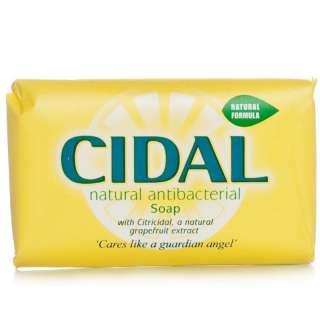 Cidal Natural Antibacterial Soap   1 soap bar