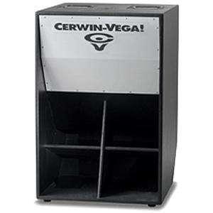 Cerwin Vega JE36   18 Folded Horn Bass Cabinet