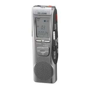 Panasonic RR US360 Digital Voice Recorder: Electronics