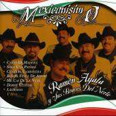 Ayala, Ramon   CD Mexicanisimo CD Cover Art CD music music CDs songs