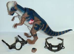 Jurassic Park Lost World JP23 Pachycephalosaurus Ram Head Rare Version