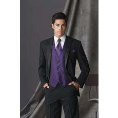 Purple Tuxedo Vests  Mens Purple Formal Vests