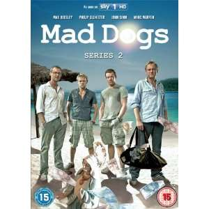 Mad Dogs   Series 2 [DVD] .co.uk Max Beesley, Philip Glenister