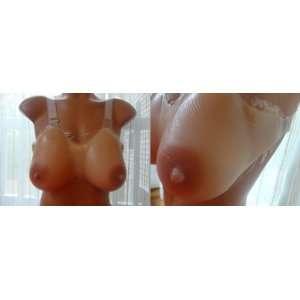 breast forms no bra needed Mastetomy cross dress size 3XL 36E 38DD 40D