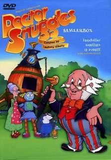 Doctor Snuggles Box   DVD   Discshop.se
