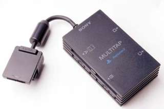 Adaptador Multitap Original Ps2 Slim Modelo Scph 70120
