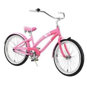 Nirve Hello Kitty Special Edition Retro Kitty Girls Cruiser Bike (20