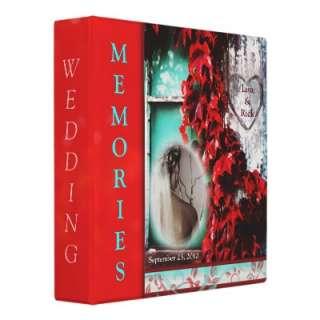 Wedding Binder   Custom Photo & Text by jamiecreates1