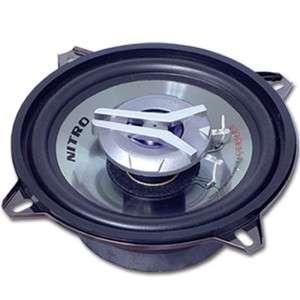 NITRO BMW 3525 5 1/4 500Watt 2 Way Car Audio Speakers