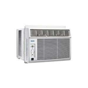 BTU Energy Star Window Air Conditioner with Remote
