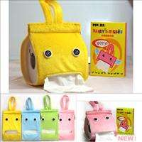 New Cute Bathroom Toilet Tissue Paper Roll Holder Cover