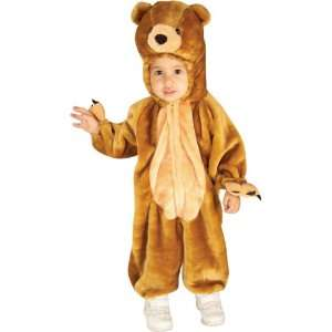 Kids Teddy Bear Costume (SizeSmall 4 6) Toys & Games