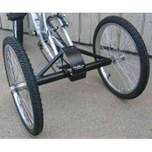 Special Needs Bicycle Training Wheels Conversion Axle Kit