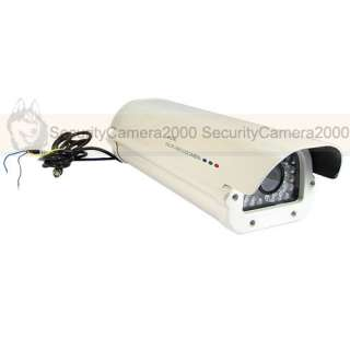 Car License Plate Camera Heater and Fan CCTV Security 9 22mm