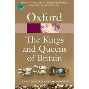 The Kings & Queens of Britain, Cannon, John History