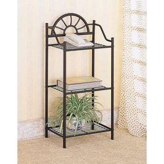 Wildon Home Colville Telephone Stand in Metal Furniture