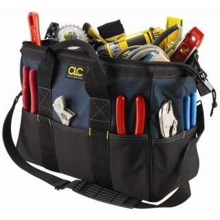 Platt CLC Tool Bag 22 Pocket   16 Large BigMouth Bag 10 H x 16