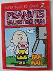 peanuts charlie brown valentine fun super coloring book buy it