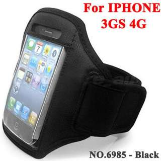 Portable Waterproof Sport Armband Case Holder For IPHONE 4S 4 4G #6985