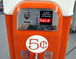 wurlitzer coca cola machine