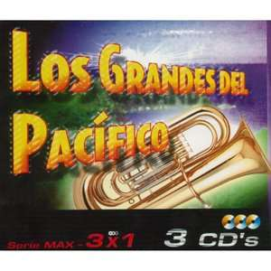 Los Grandes Del Pacifico (3 Disc Box Set), Various