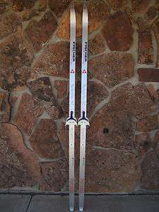 Lite Touring 3 Pin Cross Country CC Skis 200cm XC Wax Base
