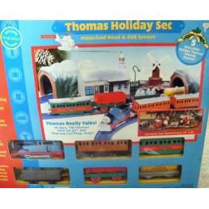Thomas the Train Holiday Set Tomy Toys & Games
