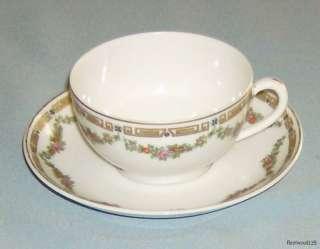 Thun Bohemia Cup and Saucer / China / Czechoslovakia