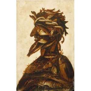 The Four Elements   Water by Giuseppe Arcimboldo . Art