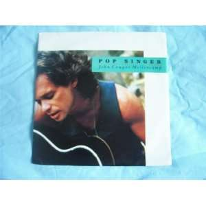 JOHN COUGAR MELLENCAMP Pop Singer UK 7 45 John Cougar Mellencamp