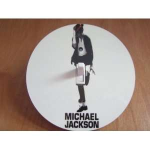 MICHAEL JACKSON Light Switch Cover 5 Inch Round (12.5 Cms