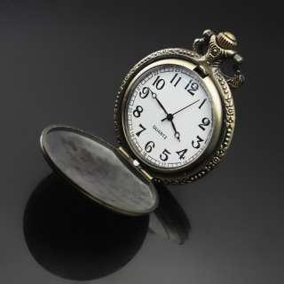 Luxury High Quality Classic Fashion Quartz Lady Men Pocket Watch
