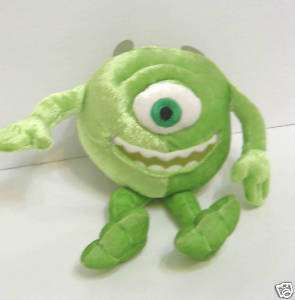 Disney monsters inc Mike Wazowski Finger puppet doll