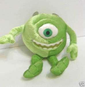 Disney monsters inc Mike Wazowski Finger puppet doll