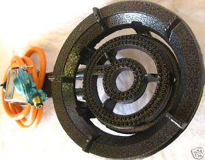 GP S Portable Propane Gas Stove Single Burner Range BBQ