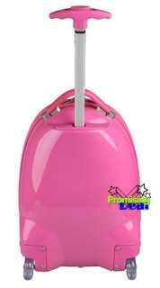 Hello Kitty Luggage Bag Trolley Baggage Roller 16 Gift