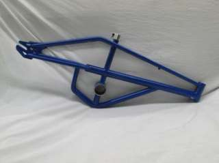 Old School Haro Master Bashguard Freestyle Bike Frame Twin Top Tube