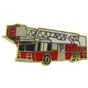 Fire Ladder Truck 1500 Pin Red 1 Arts, Crafts & Sewing