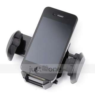 Universal Bicycle Bike 360°Mount Holder Stand for iPhone 3G 4G Mobile